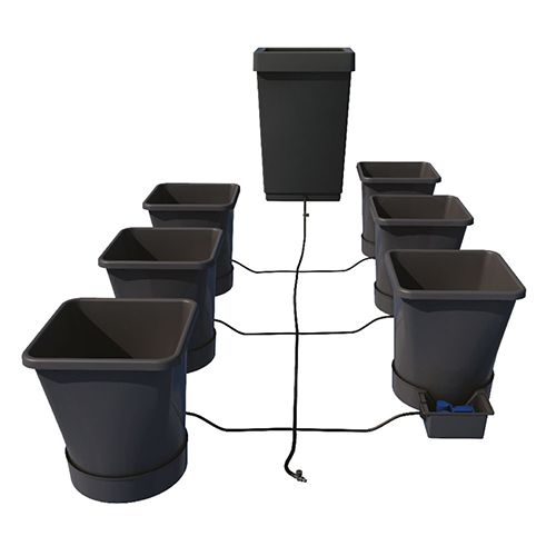 AutoPot 6Pot System Including Reservoir