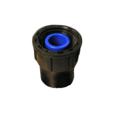 High Pressure Compression Nut and Adaptor