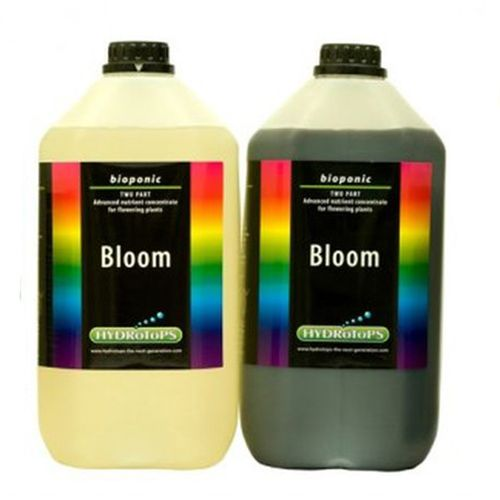 HydroTops Coco Bloom A + B Nutrient