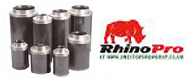 Rhino Pro Carbon Filters
