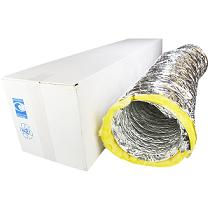 Acoustic Ducting 10 Metre Length Various Sizes