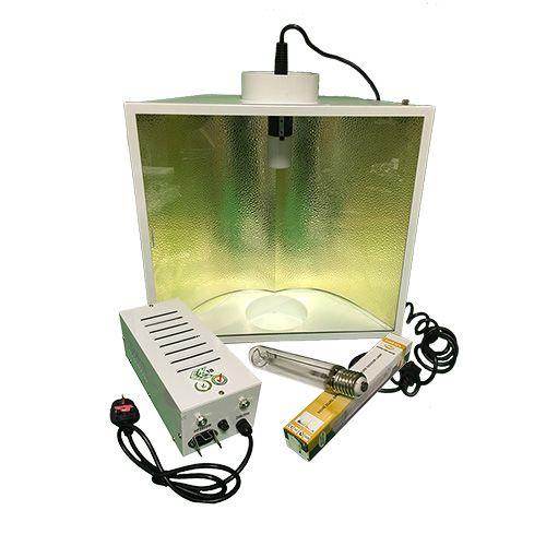 SUNLUX pro dual spectrum 600w hps bulb